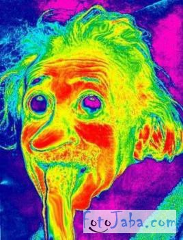 ФотоЖаба на Альберта Эйнштейна - фото 3