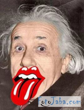 ФотоЖаба на Альберта Эйнштейна - фото 5