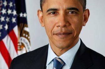ФотоЖаба - Портрет Барака Обамы фото 1