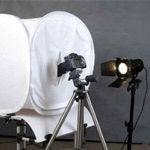 Процесс предметной фотосъемки