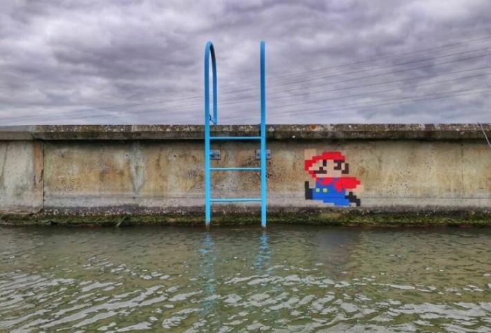 Стрит-арт, который никого не оставит равнодушным: 45 фото